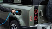 Land Rover Defender electrified with new plug-in hybrid