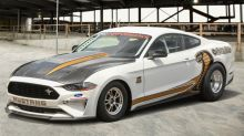 2018 Ford Mustang Cobra Jet is ready for the drag strip