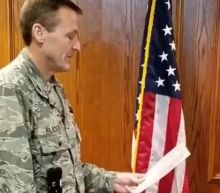 2 Service Members Disciplined Over Hand Puppet Used in Oath Ceremony
