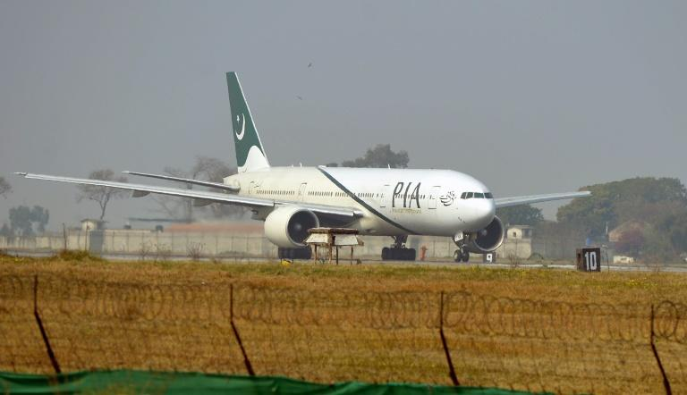 Pakistan reopens airspace for civil aviation with immediate effect