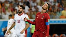Ronaldo misses penalty as Spain and Portugal progress