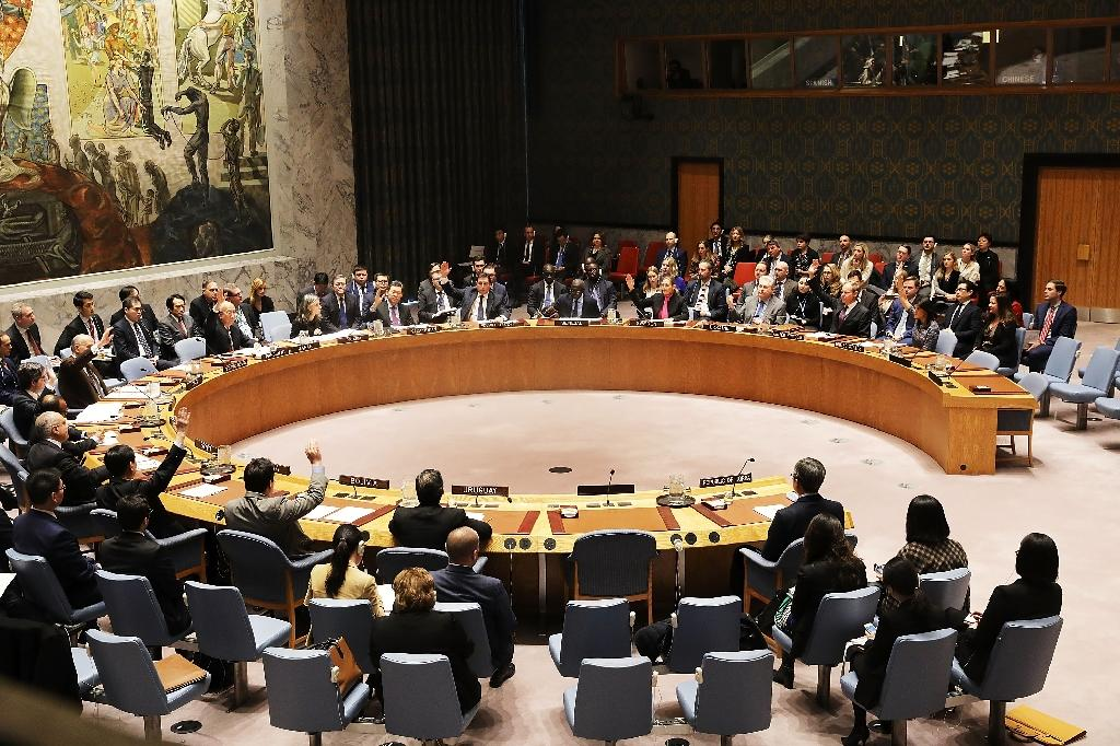 The UN Security Council in December adopted a new round of sanctions that severely restricted oil supplies vital for North Korea's ballistic missile and nuclear programs