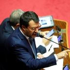 Italy Senate opens way for trial of ex minister Salvini over migrant ship