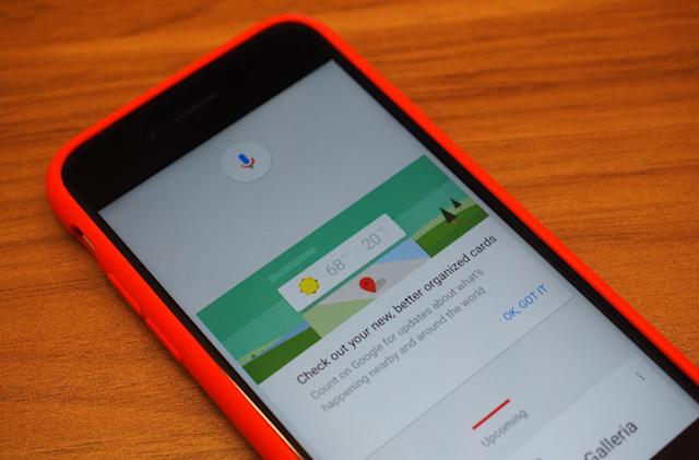 Google's iPhone app gets better (looking)