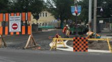 Fredericton in store for another busy season of road work