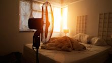Why sleeping with a fan on could be a bad idea when it comes to our health