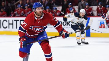 Canadiens' Karl Alzner hints at trade request if assigned to AHL again