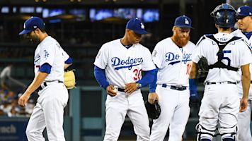 For the Dodgers, is there any relief in sight?