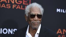 Morgan Freeman says money was the motivating factor for latest film role
