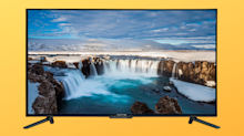 Only $230 for a stunning 55-inch 4K TV? Yes, please!