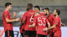 Manchester United Escape into Europa League Semis With Bruno Fernandes' Extra Time Penalty