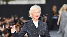 Helen Mirren and Jane Fonda owned the catwalk at the L'Oréal Paris show
