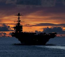 How U.S. Navy Aircraft Carriers Are Going All in on Drones