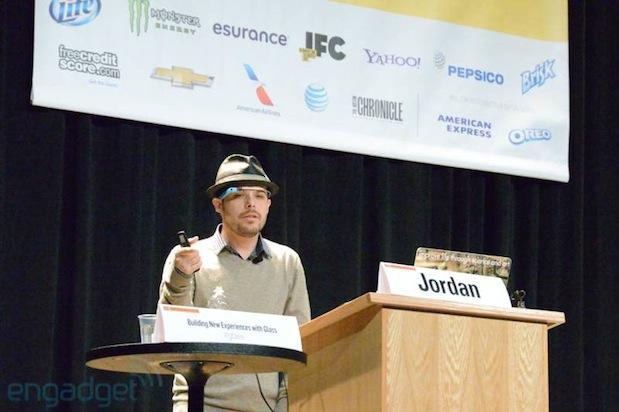 Google Glass developer presentation from SXSW finally available to stream in full