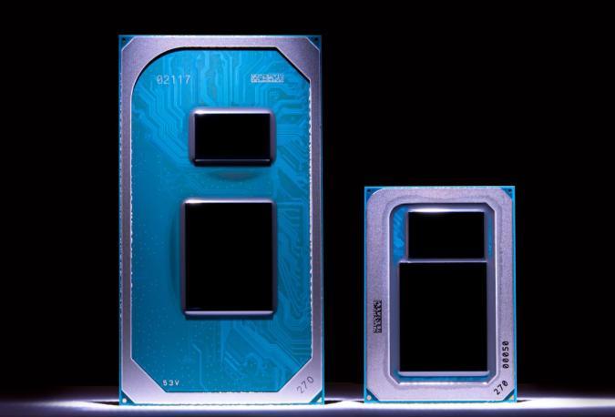 11th Gen Intel Core mobile processors