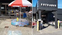 'Understand the rules': Store owner slammed over disabled parking space