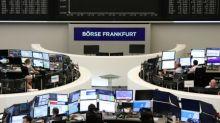 Swiss stocks keep a lid on European shares as pharma drag lingers