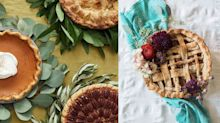 You Can Make Your Thanksgiving Pies Look So Much Prettier in Just 30 Seconds