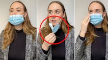 Are you making these 5 Covid mask mistakes?