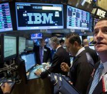 IBM Stock Rises 4%