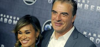 Chris Noth welcomes baby boy Keats at age 65