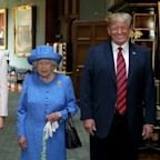 Donald Trump has already broken royal protocol ahead of state visit