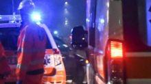 Auto fuori strada a Roma: morti due ragazzi
