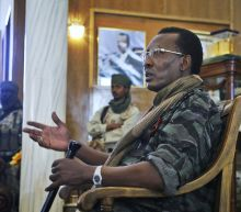 Military says that Chad's president killed on battlefield