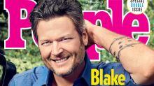 """Reacciones encontradas por Blake Shelton como el """"Más Sexy"""""""