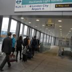 London City Airport says flights to resume shortly