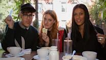 Breakfast with Bevan - Andrew and Icona Pop Sing Their New Hit Single