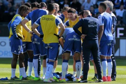 Foot - L1 - Bastia devrait recevoir Rennes à Fos-sur-Mer