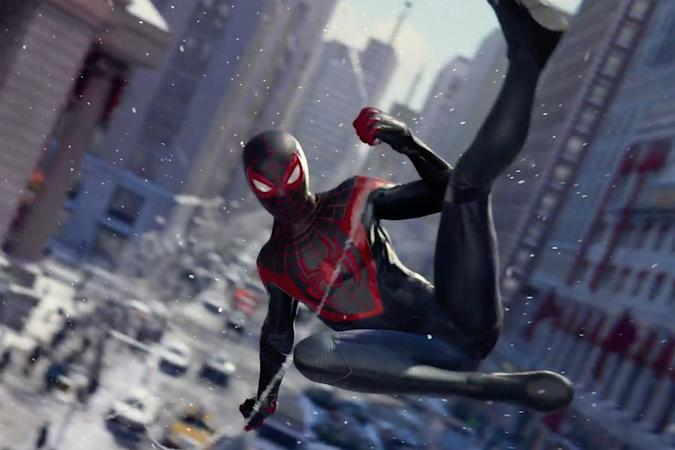 'Spider-Man: Miles Morales' on PS5