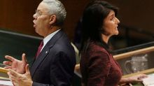 Nikki Haley tried to argue the U.S. isn't racist — but she just proved the opposite point