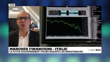 Les marchés financiers inquiets pour l'Italie
