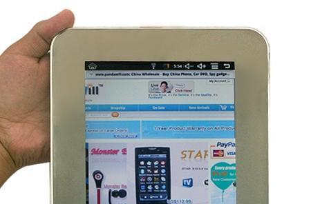 Android MID shocker! Eken M003 gets 8-inch display, $230 price tag (video)