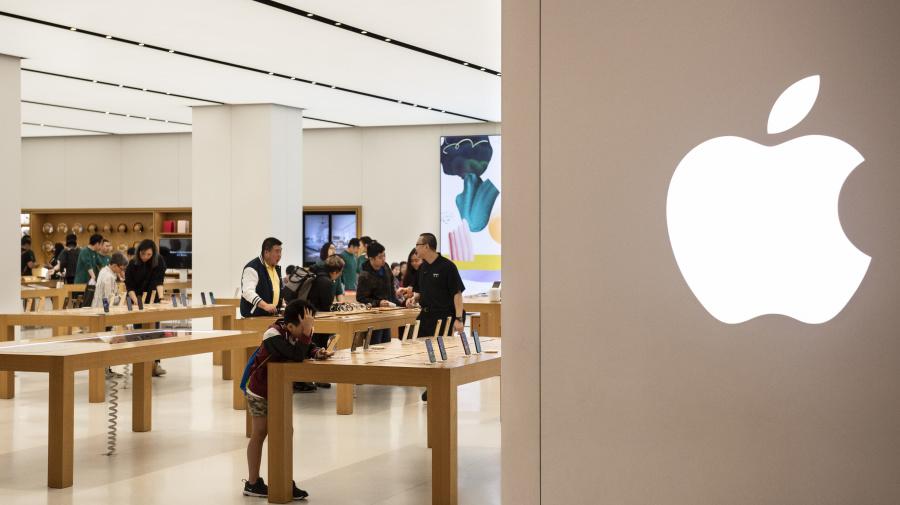 【蘋果現「黃金交叉」】要不是中美貿易戰 蘋果股價或升5倍