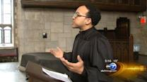 Rapping pastor preaches religion with rhyme