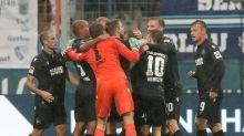 Karlsruhe beendet Sieglos-Serie in Sandhausen