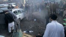 Toll from Pakistan market bombing rises to 24: officials
