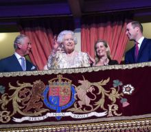 Britain's Queen Elizabeth celebrates 92 years with star-studded concert