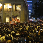 Thousands Rally in Hong Kong to Urge US to Pass 'Hong Kong Human Rights and Democracy Act'