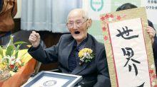 Tipps für ein langes Leben: Das empfiehlt der älteste Mann der Welt