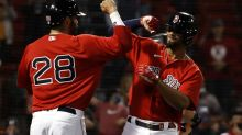 Bogaerts' 3-run HR, Rodriguez lift BoSox over Blue Jays 4-2