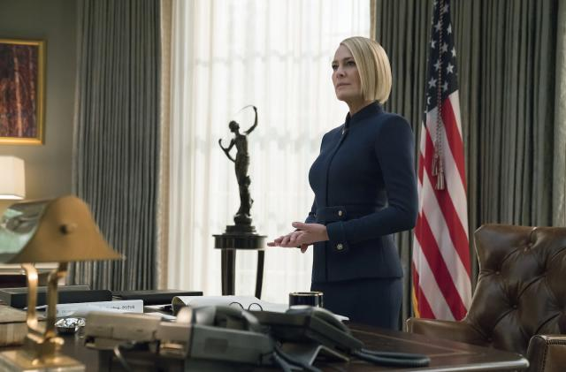'House of Cards' teaser reveals the fate of Frank Underwood
