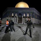 Saudi and UAE condemn Israel over Palestinian clashes at Al-Aqsa