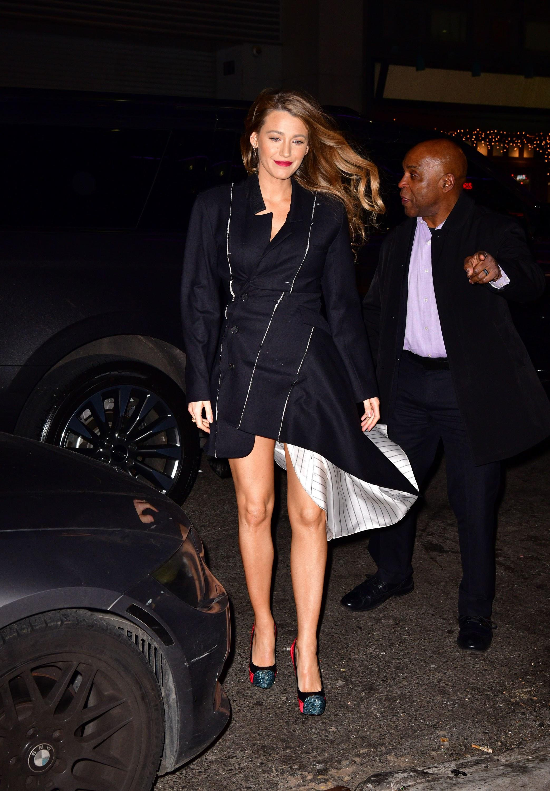 Blake Lively Beats the...