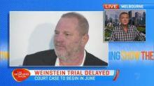 Harvey Weinstein assault case delayed