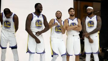 The Warriors are pretty vulnerable right now
