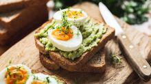 El mejor momento del día para comer huevos si quieres adelgazar